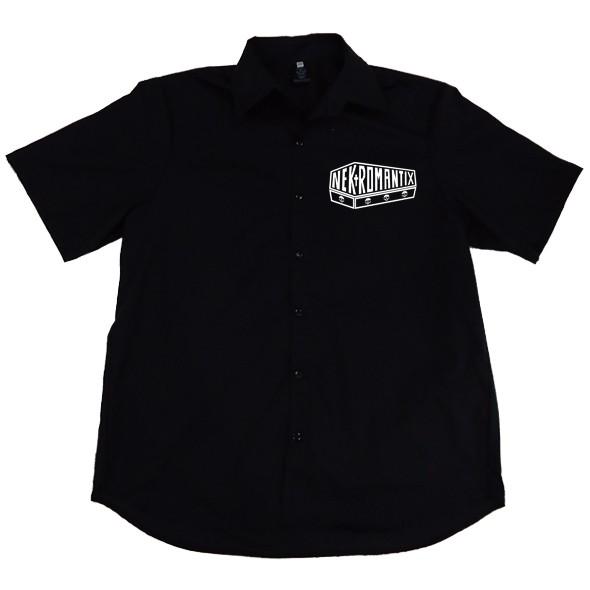 Camisa Masculina Nekromantix  - HShop