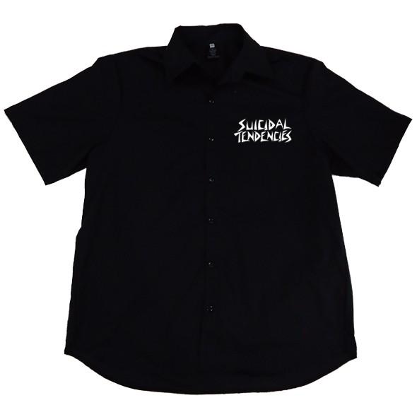 Camisa Masculina Suicidal Tendencies  - HShop