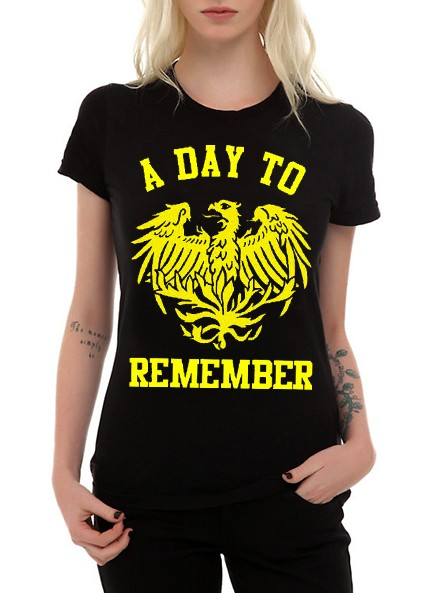 Camiseta A Day to Remember  - HShop