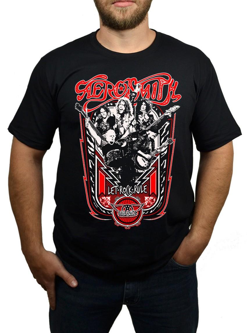 Camiseta Aerosmith  - HShop