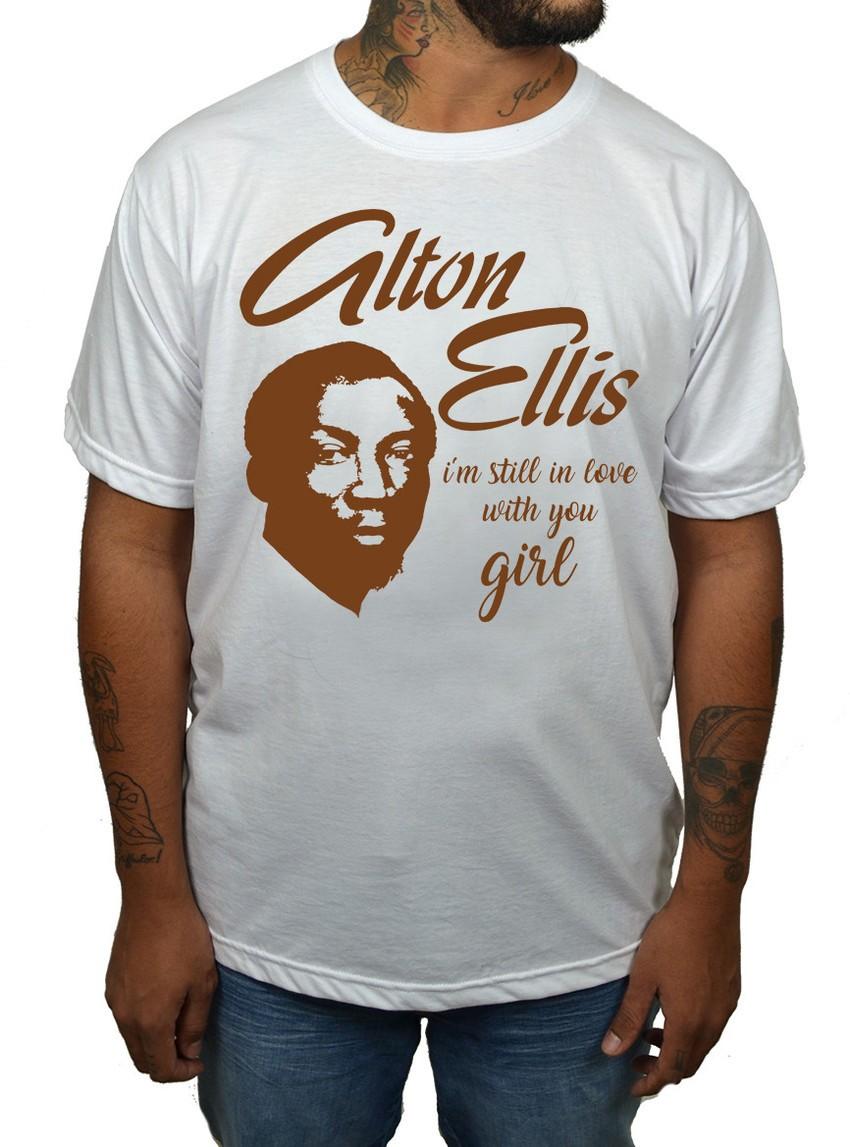 Camiseta Alton Ellis  - HShop