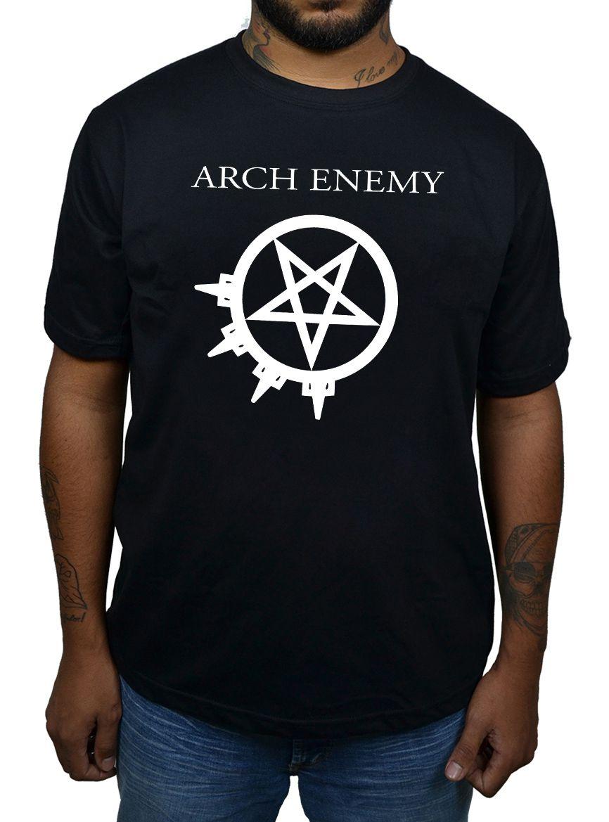 Camiseta Arch Enemy - Preta  - HShop