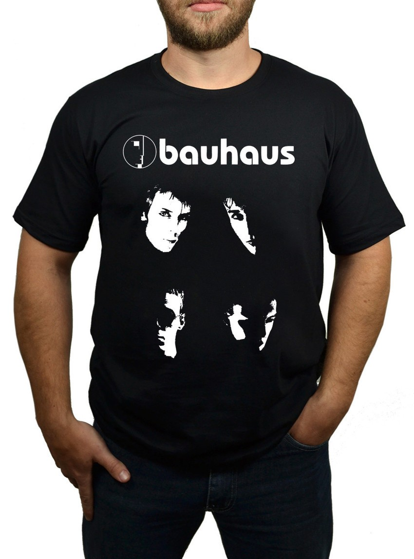 Camiseta Bauhaus  - HShop