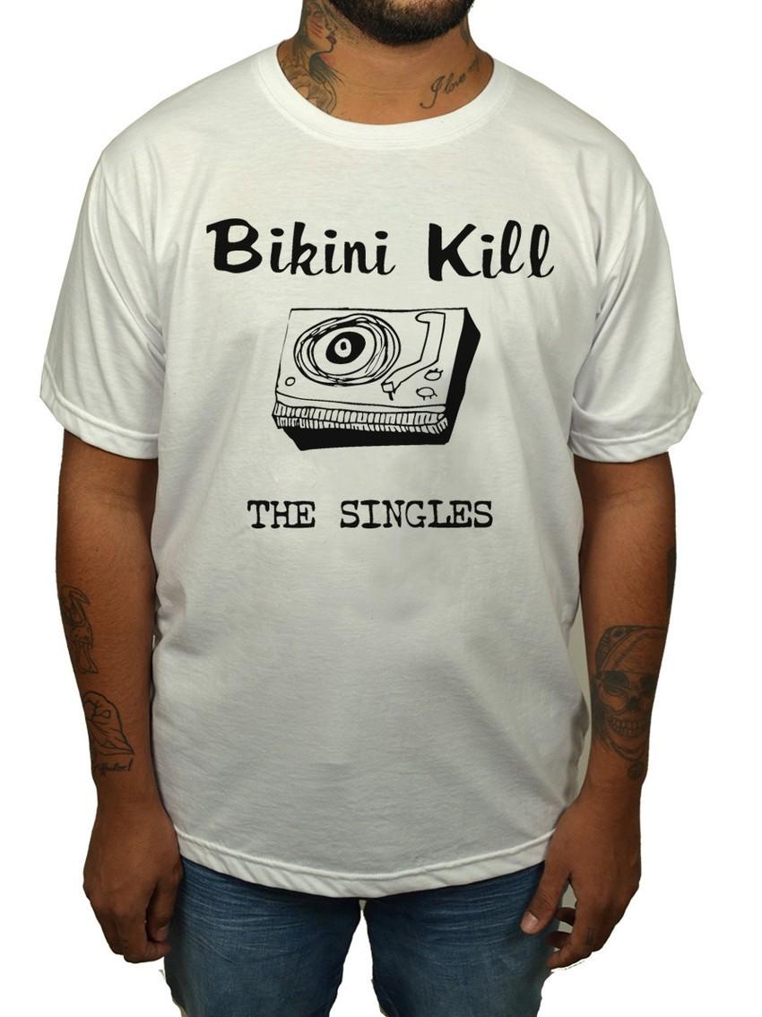 Camiseta Bikini Kill  - HShop