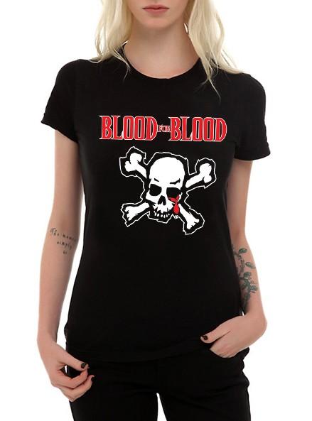 Camiseta Blood for Blood  - HShop