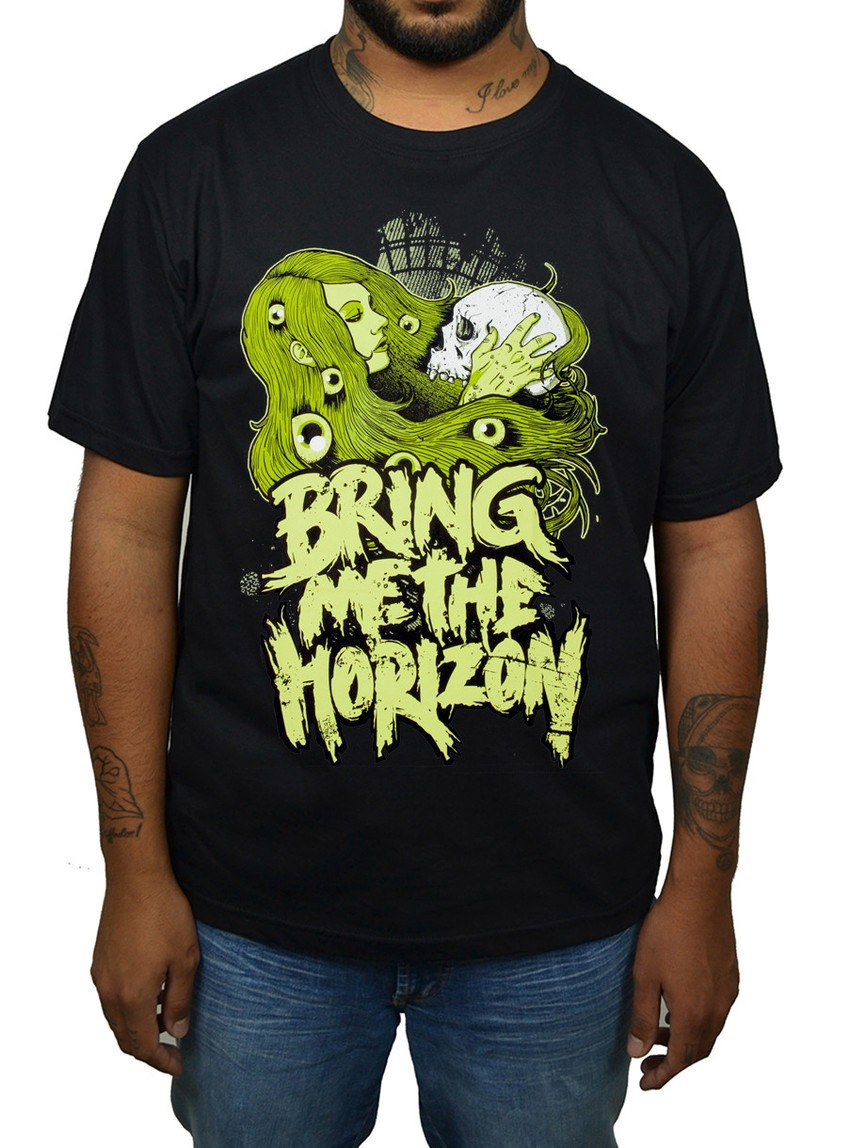 Camiseta Bring me the Horizon  - HShop