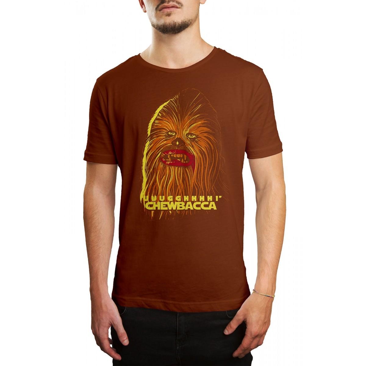 Camiseta Chewbacca  - HShop