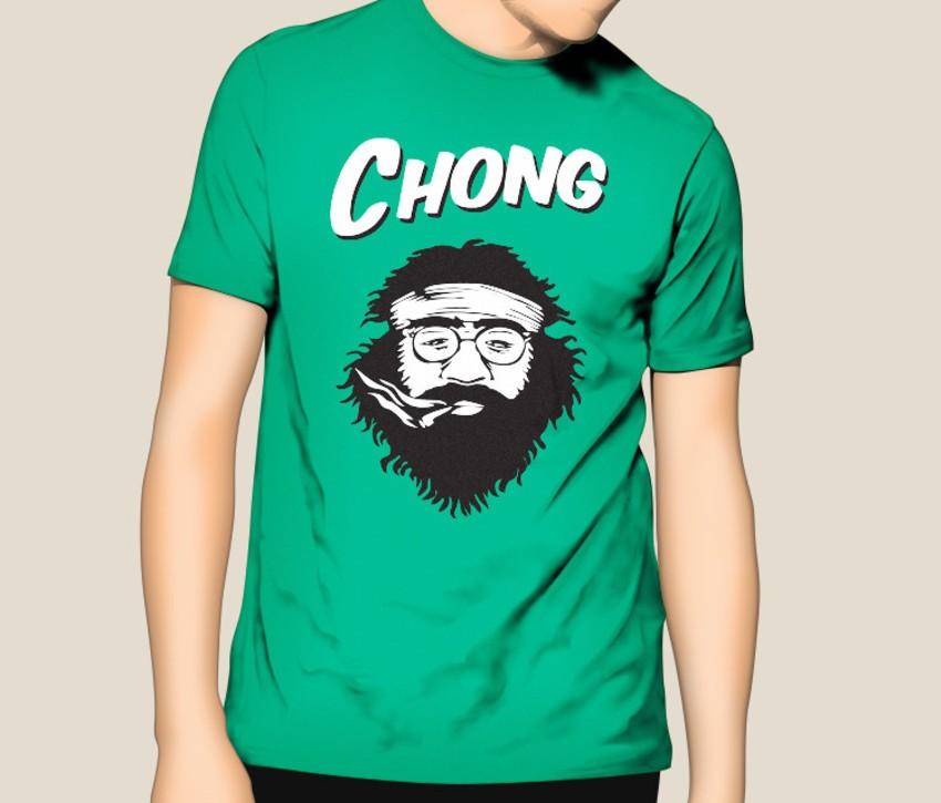Camiseta HShop Chong Verde  - HShop