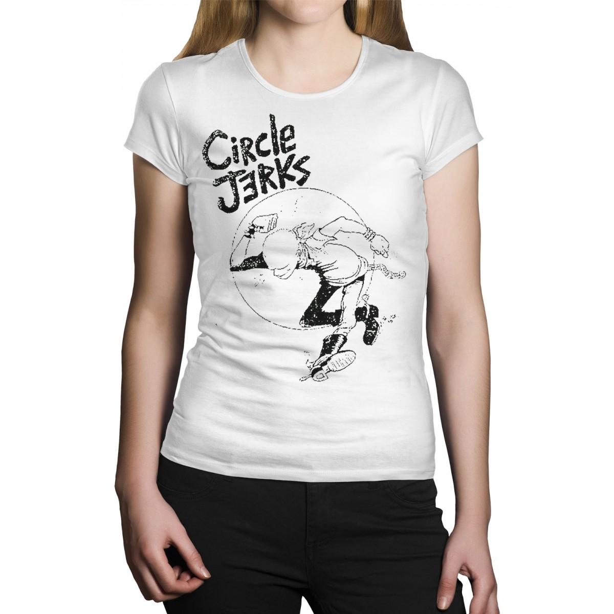 Camiseta Circle Jerks  - HShop