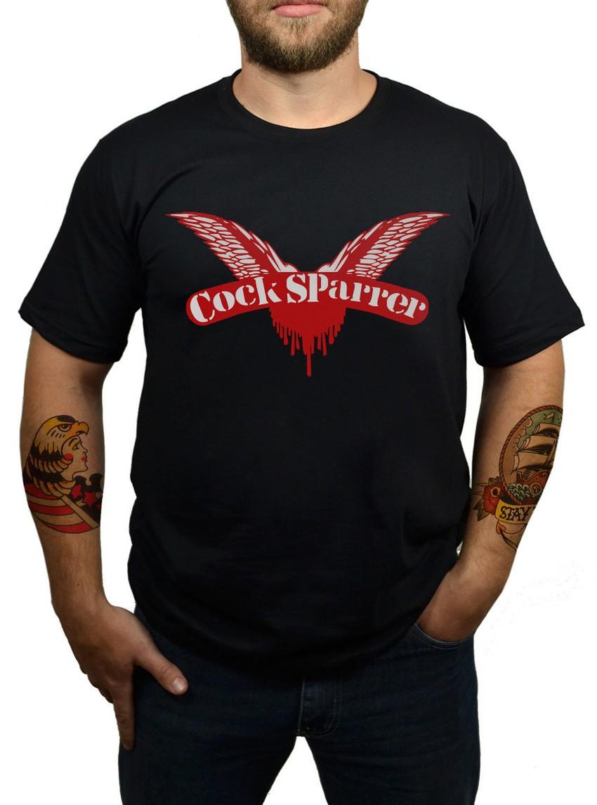 Camiseta Cock Sparrer  - HShop