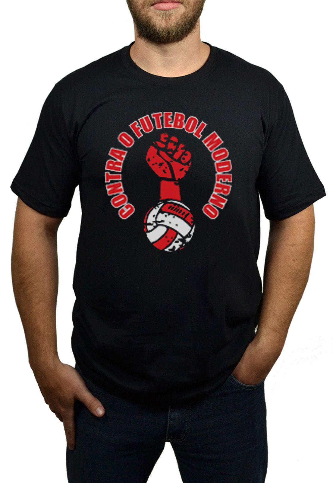 Camiseta Contra o Futebol Moderno - 125  - HShop