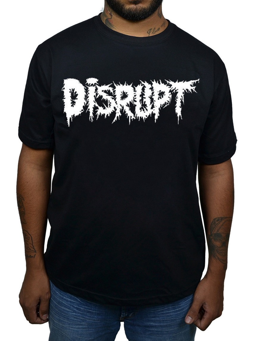 Camiseta Disrupt  - HShop