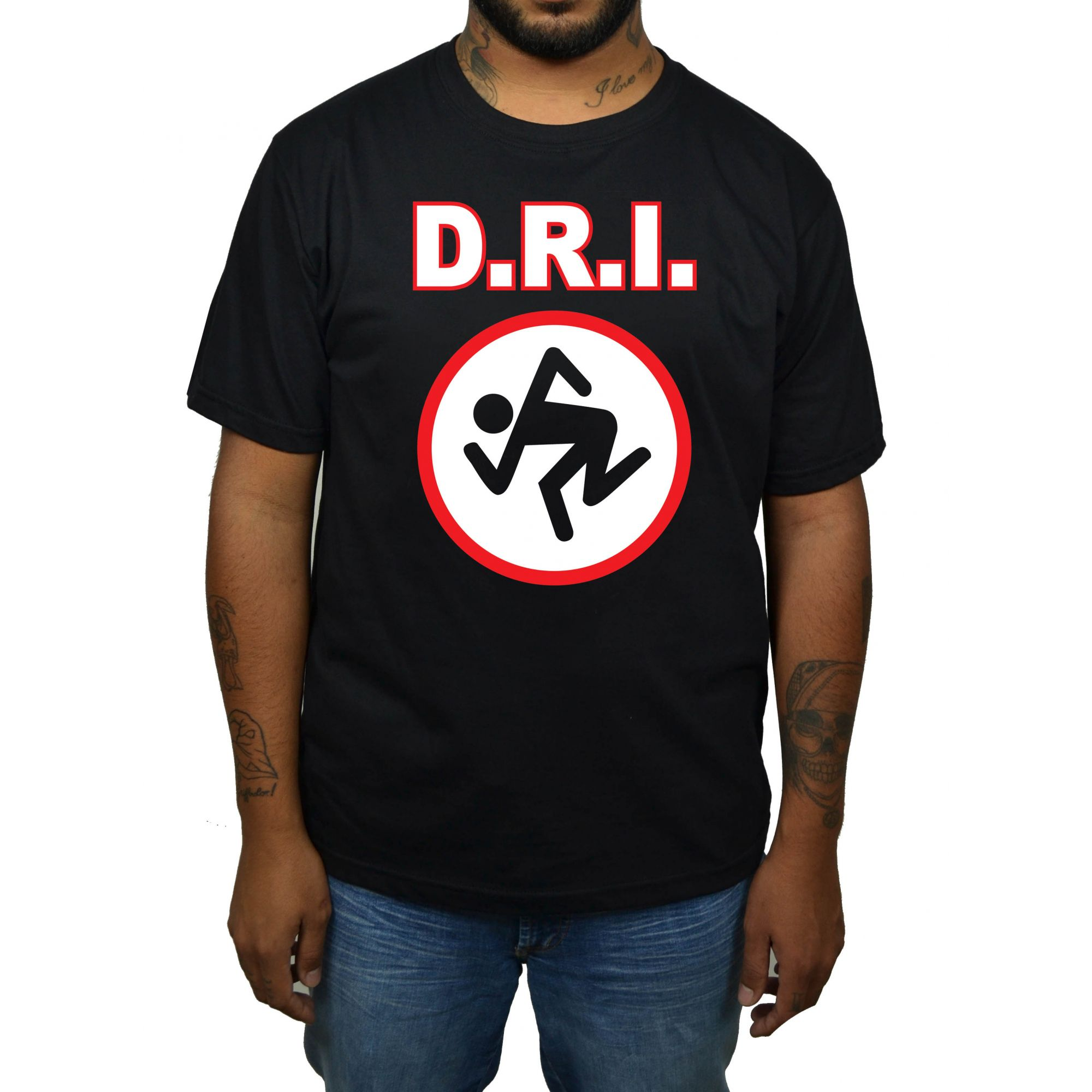 Camiseta DRI - Preta  - HShop
