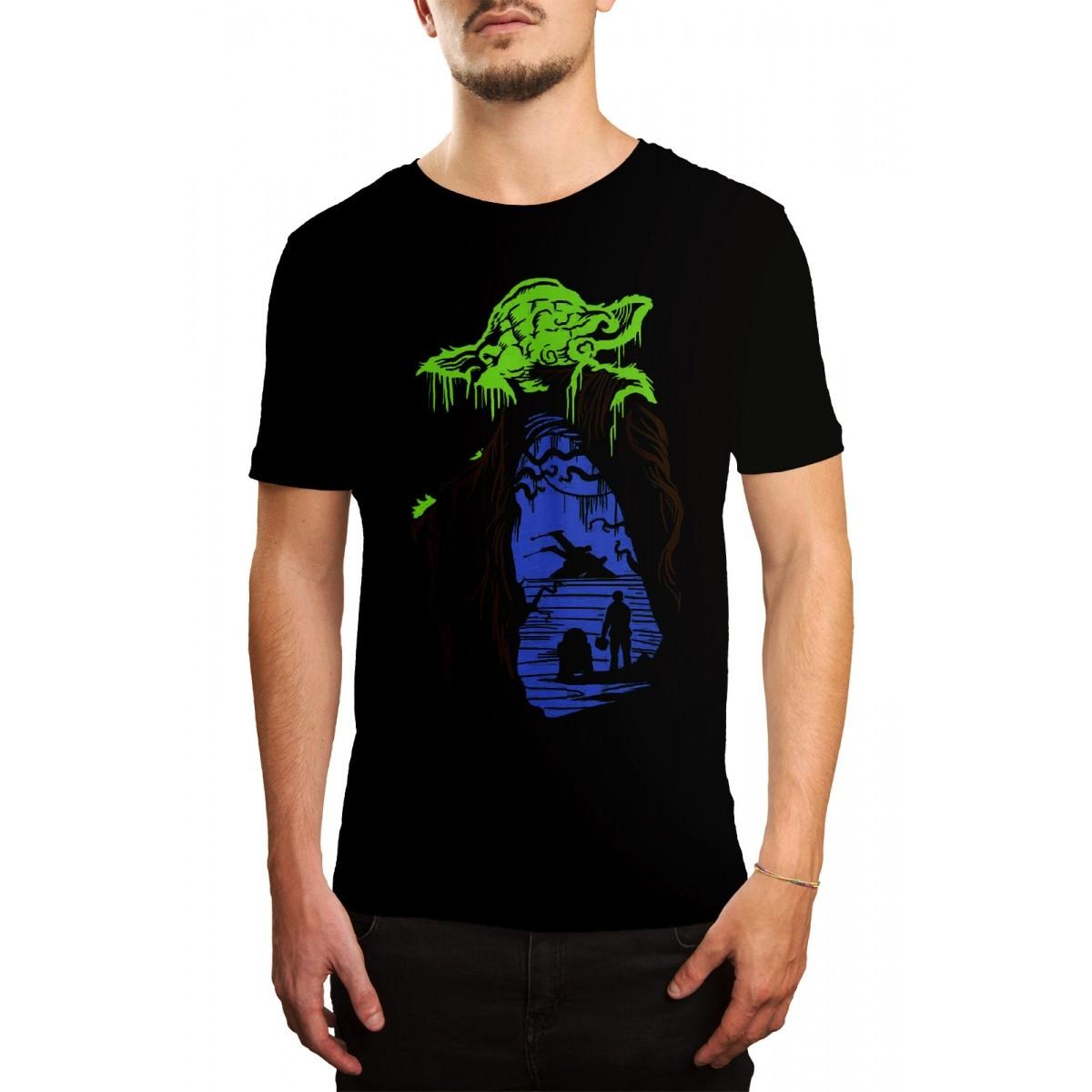 Camiseta Force Tree - Star Wars Yoda  - HShop