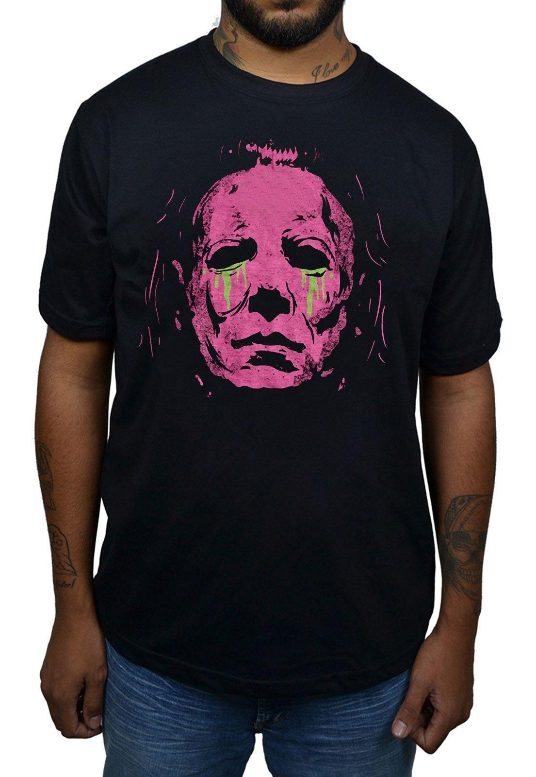 Camiseta Halloween - Michael Myers  - HShop