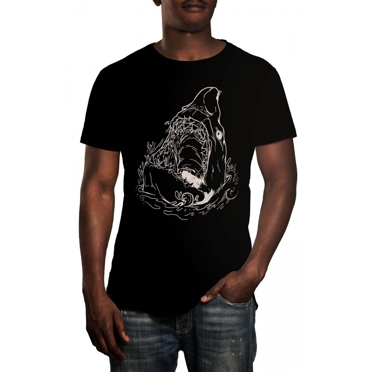 Camiseta Holdfast Shark  - HShop