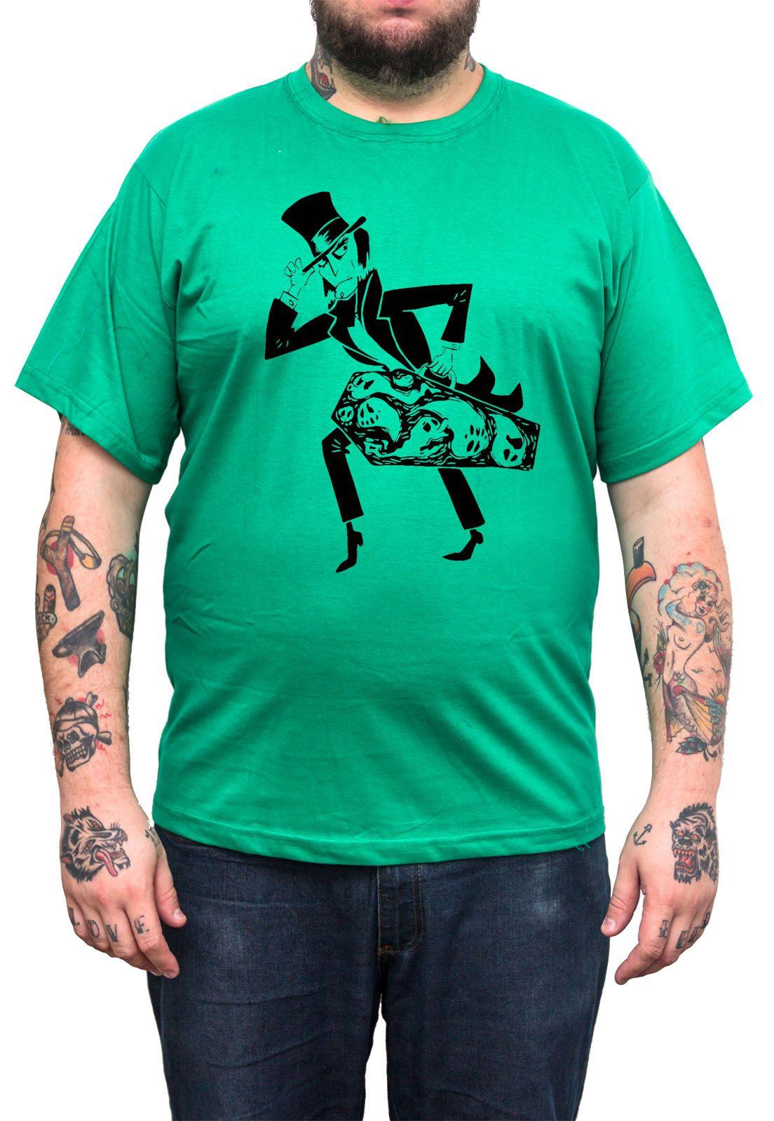 Camiseta Houdini - Plus Size - Tamanho XG  - HShop