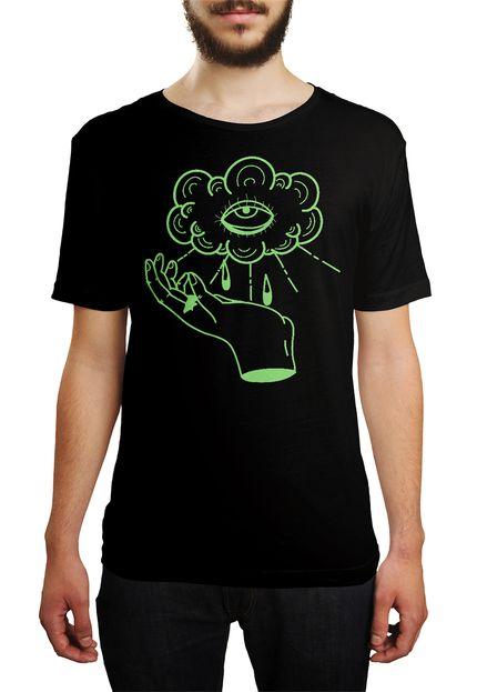 Camiseta HShop Can See U - Preto  - HShop