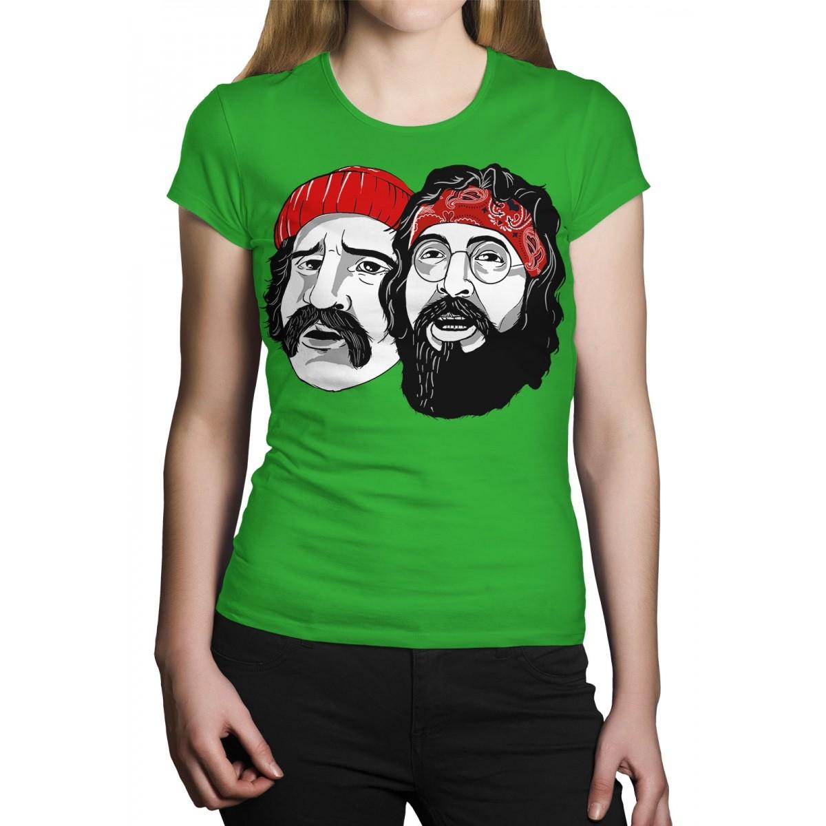 Camiseta HShop Cheech & Chong Verde  - HShop