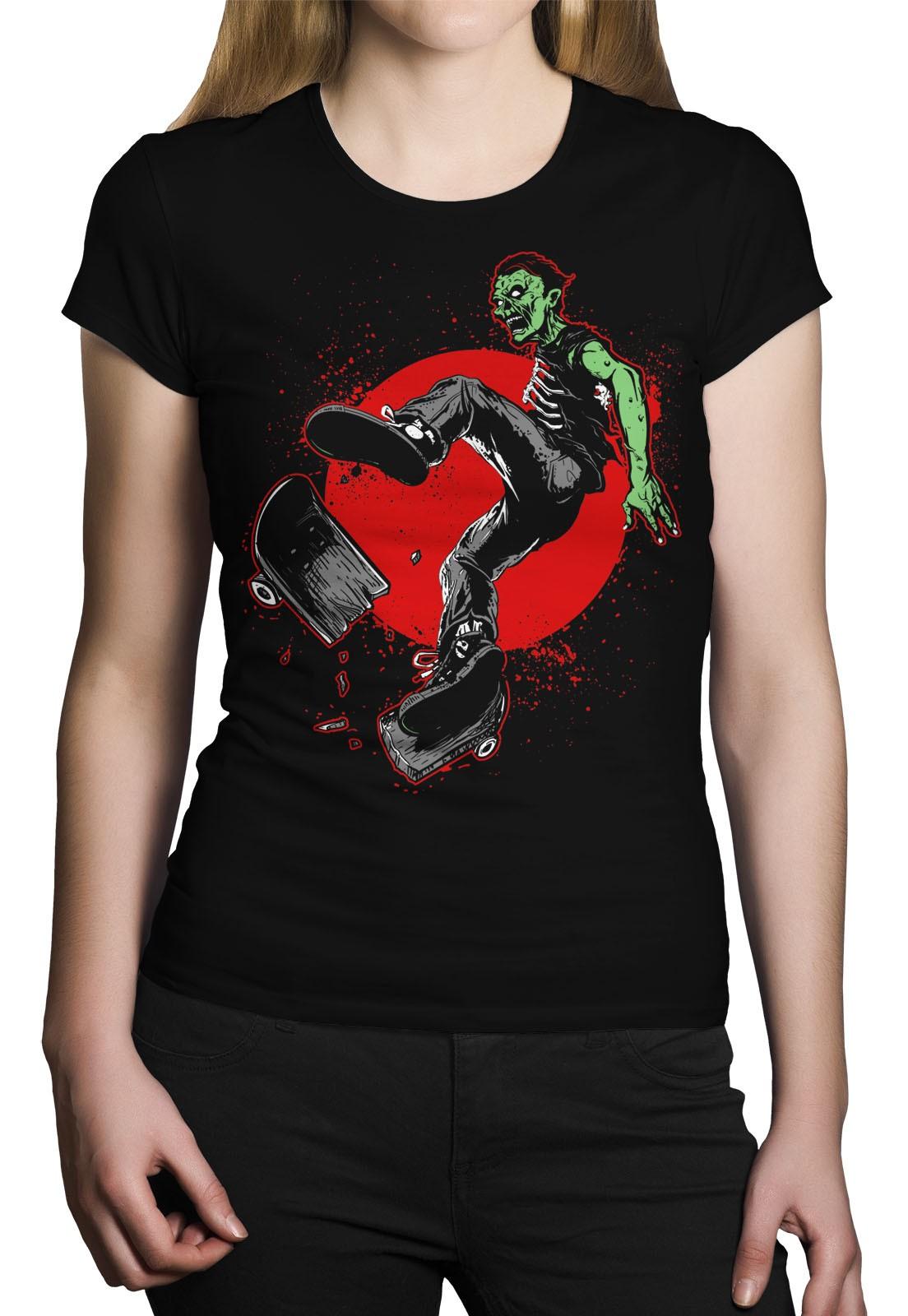 Camiseta HShop Moon Ride Preta  - HShop