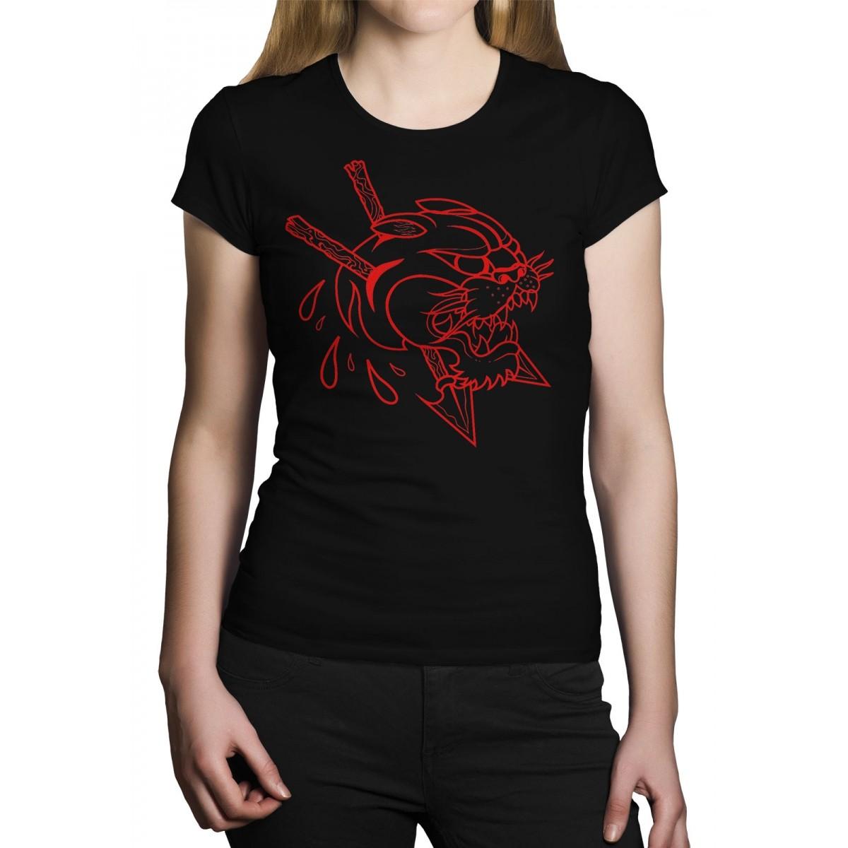 Camiseta HShop Pantera - Preta  - HShop