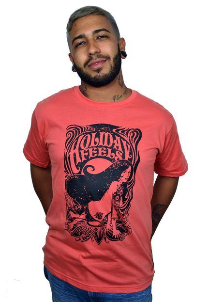Camiseta Hshop Pin Up  - HShop