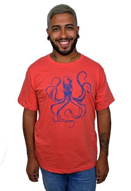 Camiseta HShop Polvo  - HShop