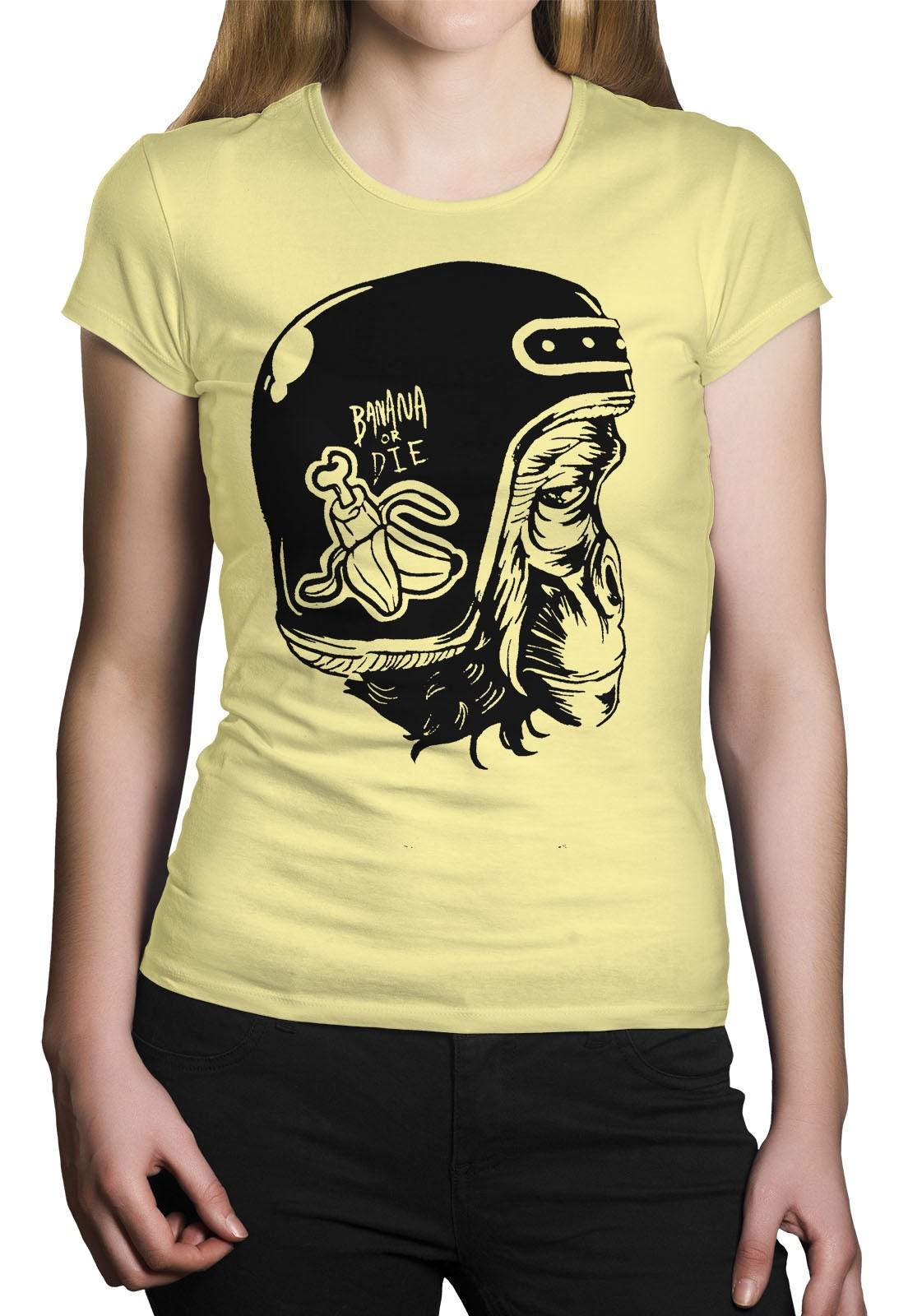 Camiseta HShop Quarterback Amarelo  - HShop