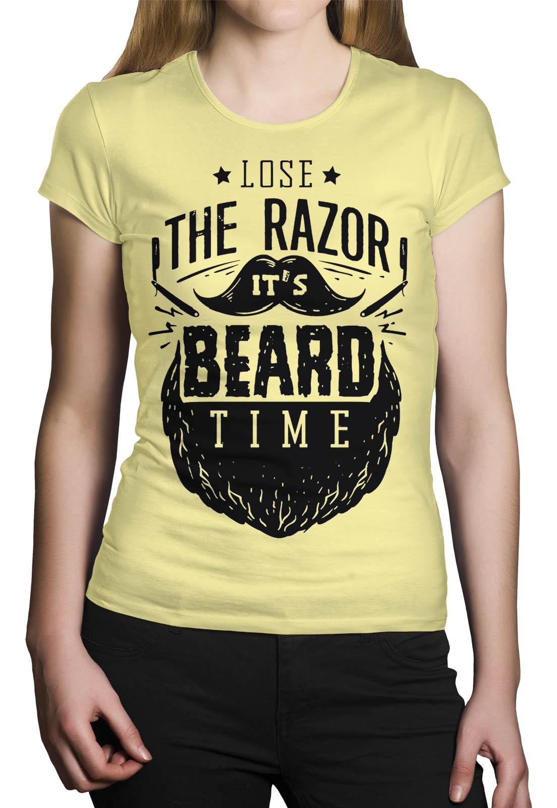 Camiseta HShop Razor Amarelo  - HShop