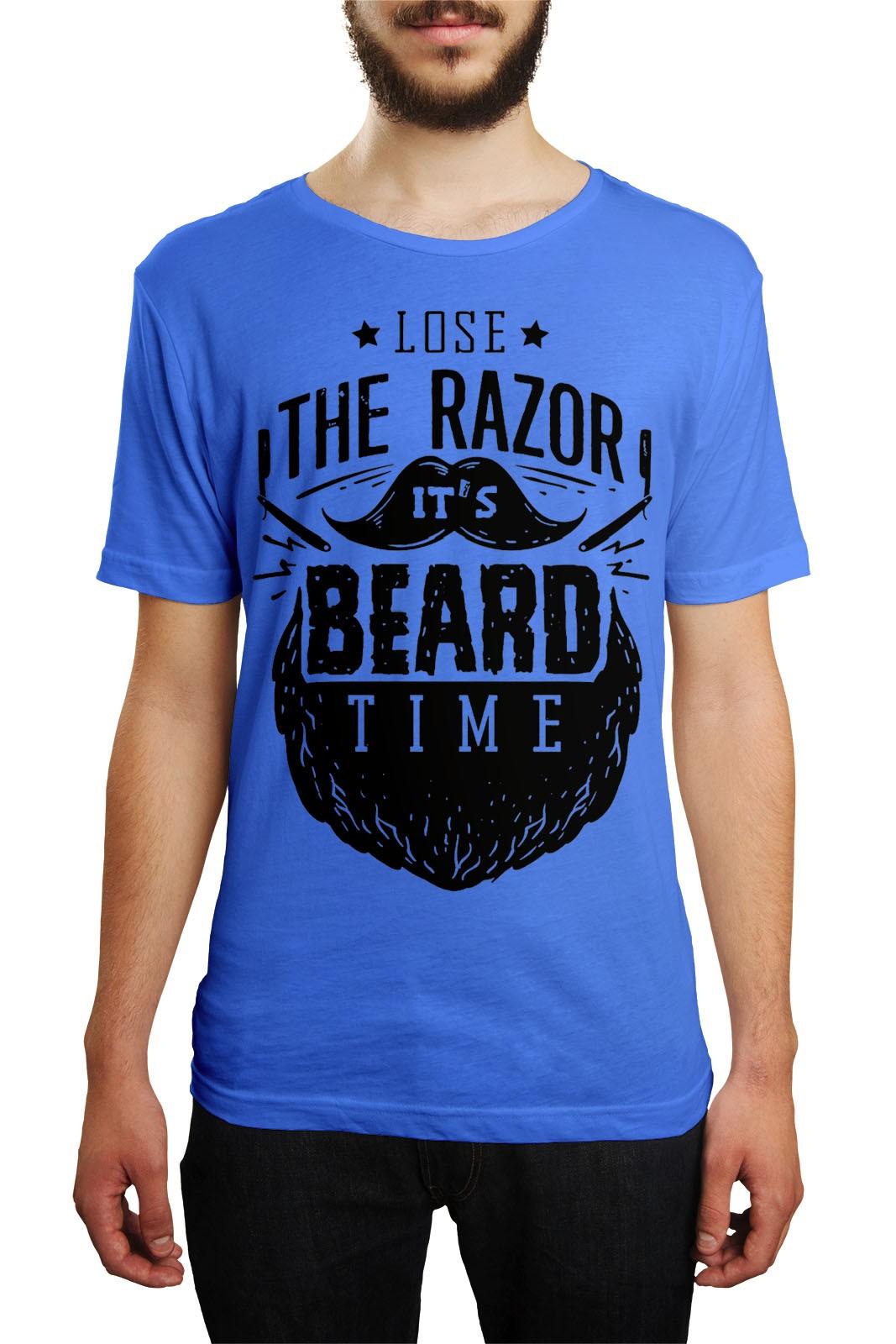 Camiseta HShop Razor Azul  - HShop