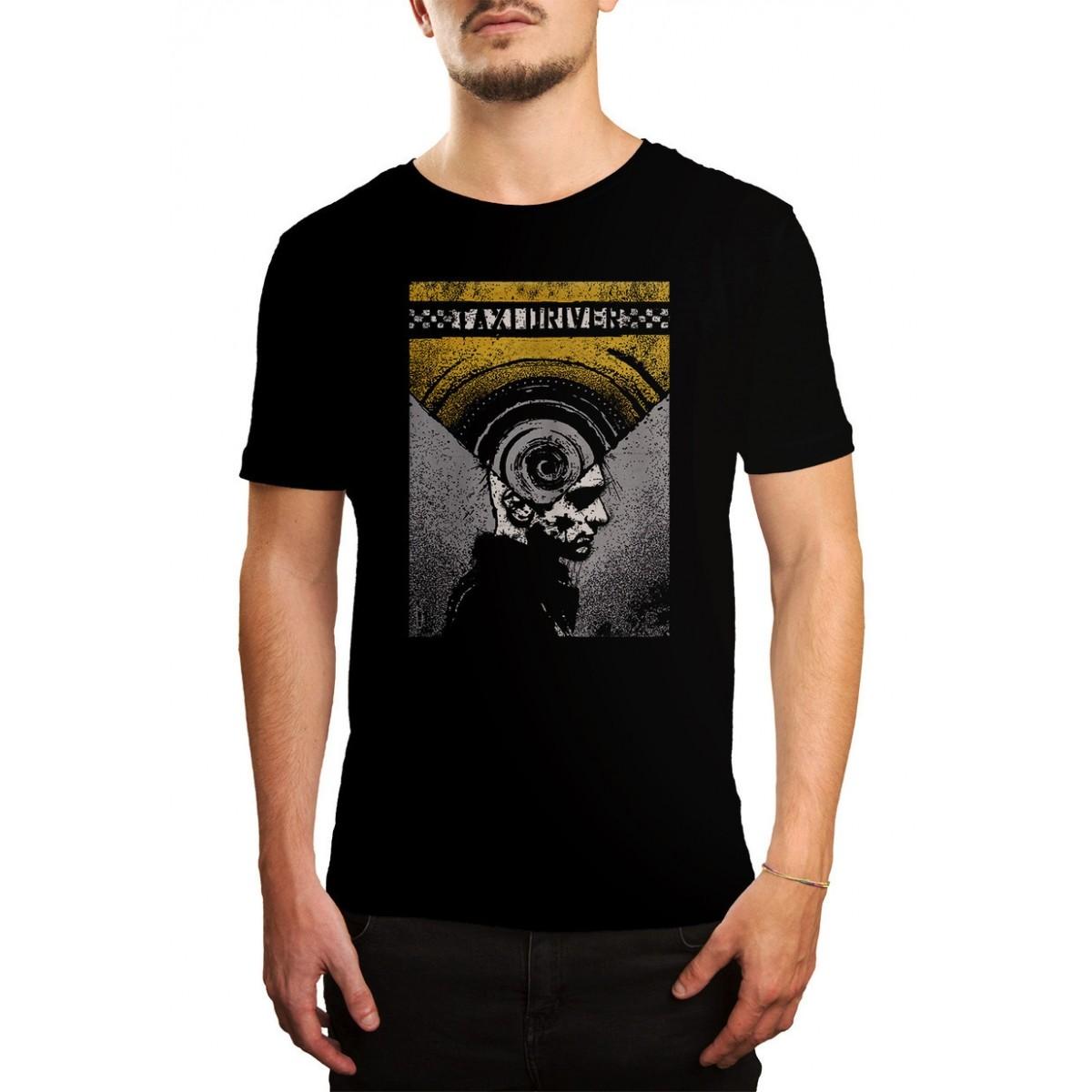 Camiseta HShop Taxi Driver  - HShop