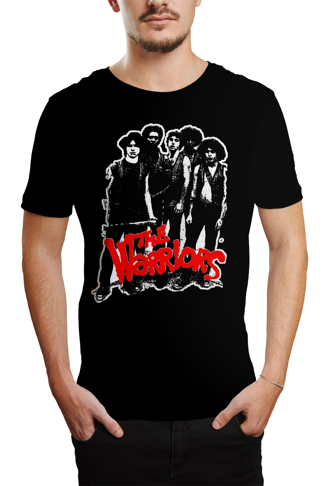 Camiseta HShop The  Warriors Preto - 097  - HShop