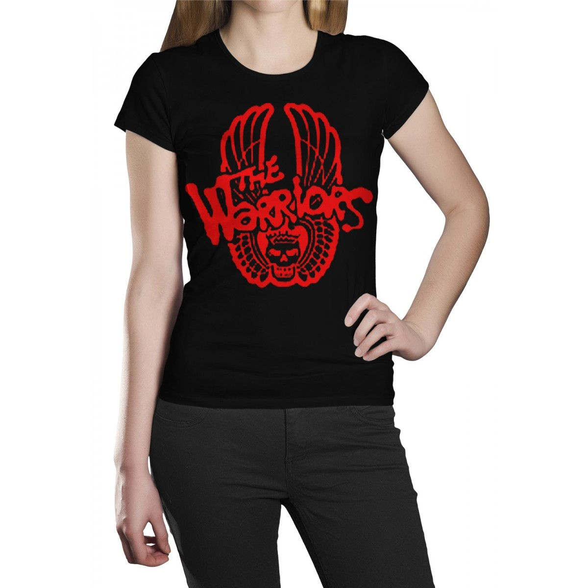Camiseta HShop The Warriors Preto - 433  - HShop