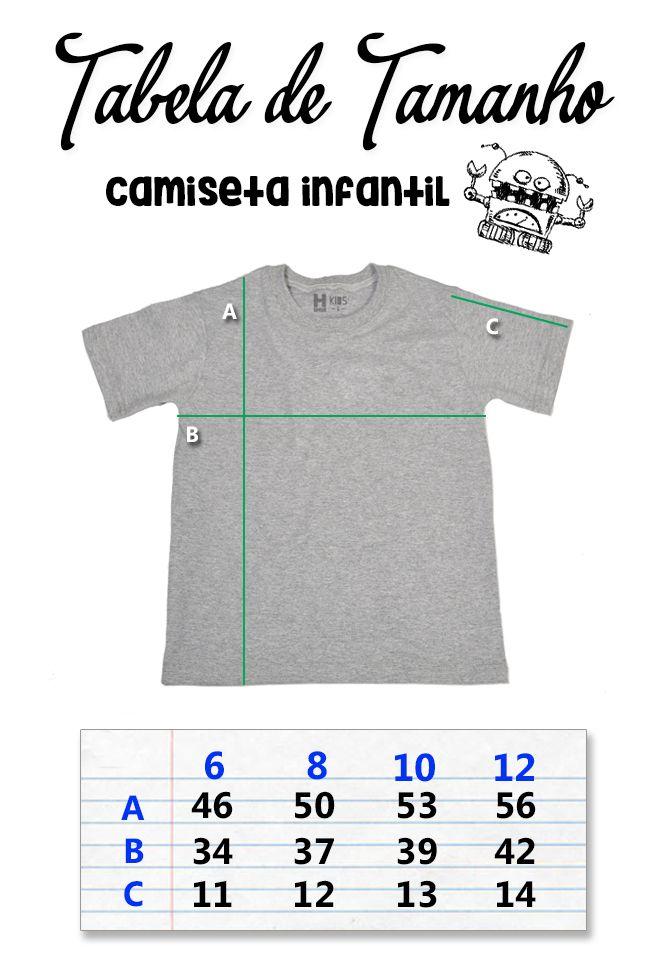 Camiseta Infantil HShop Let