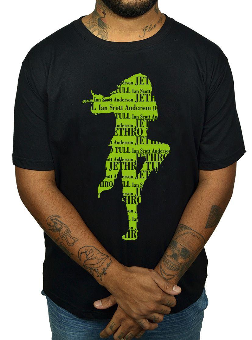 Camiseta Jethro Tull  - HShop