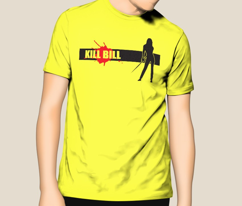 Camiseta Kill Bill  - HShop