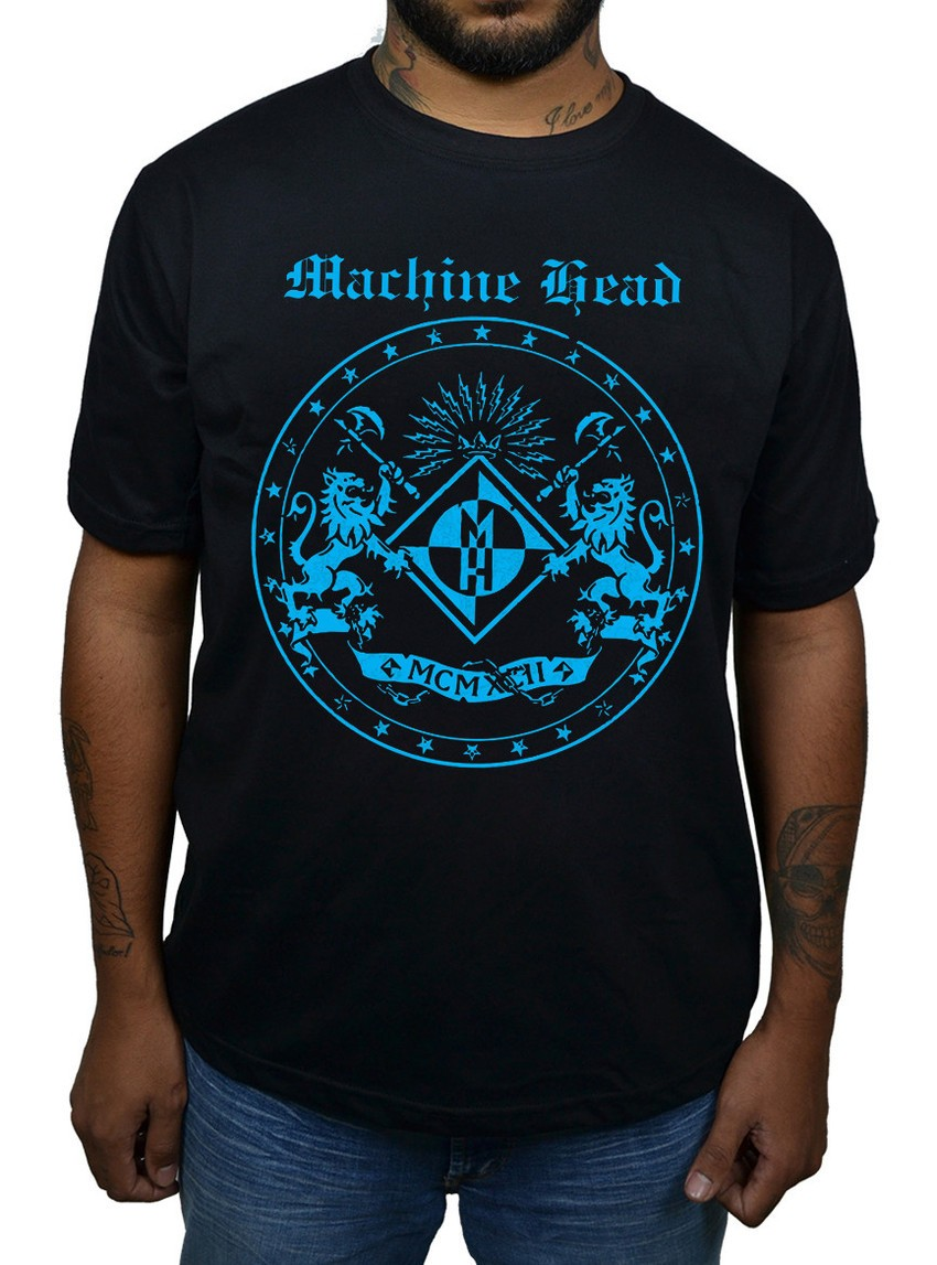 Camiseta Machine Head - HShop