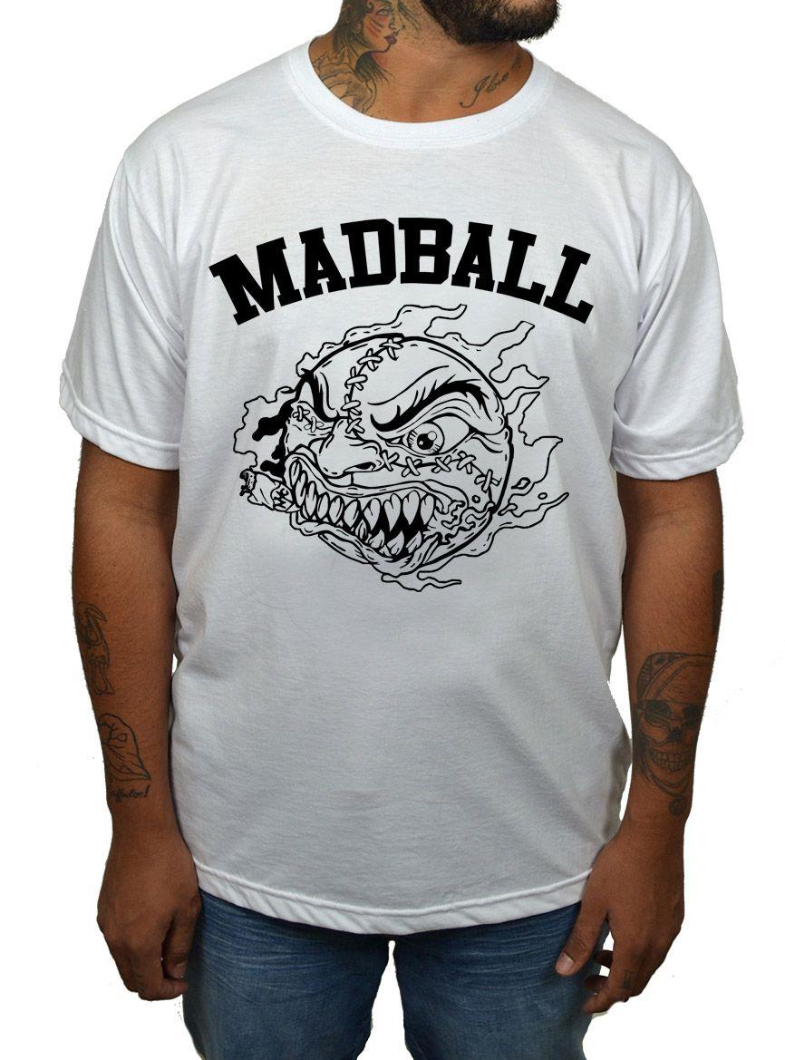 Camiseta Madball - Bola - Escolha a Cor  - HShop