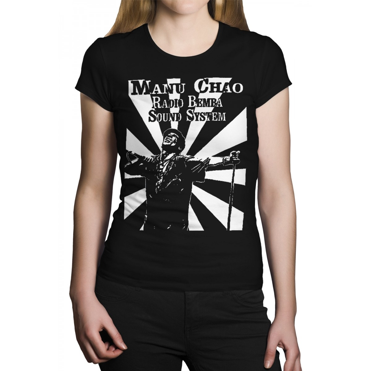 Camiseta Manu Chao  - HShop