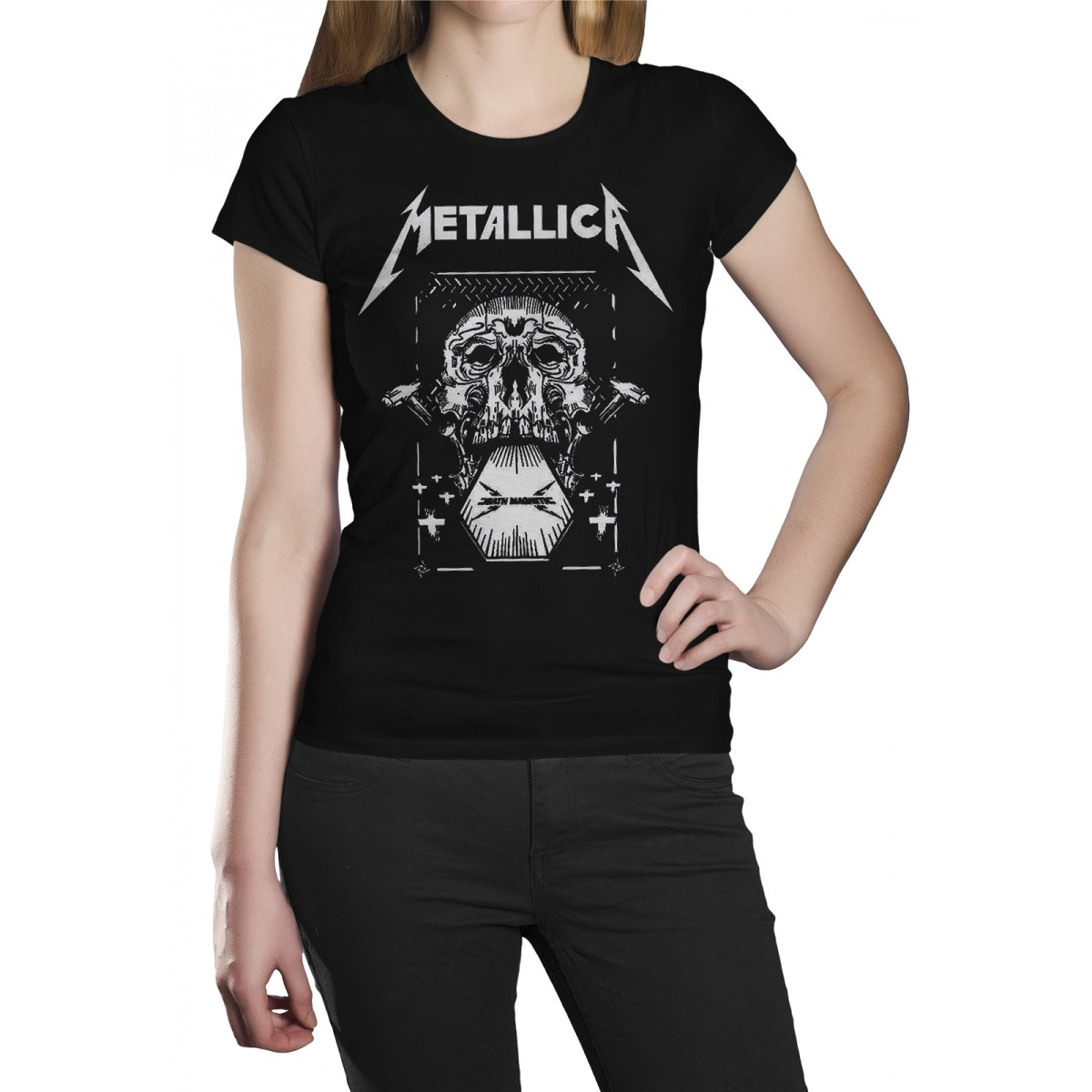 Camiseta Metallica  - HShop