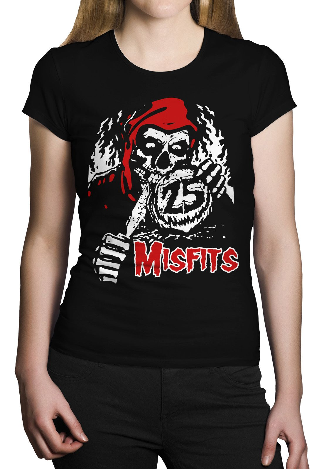 Camiseta Misfits 25 Years - 006  - HShop