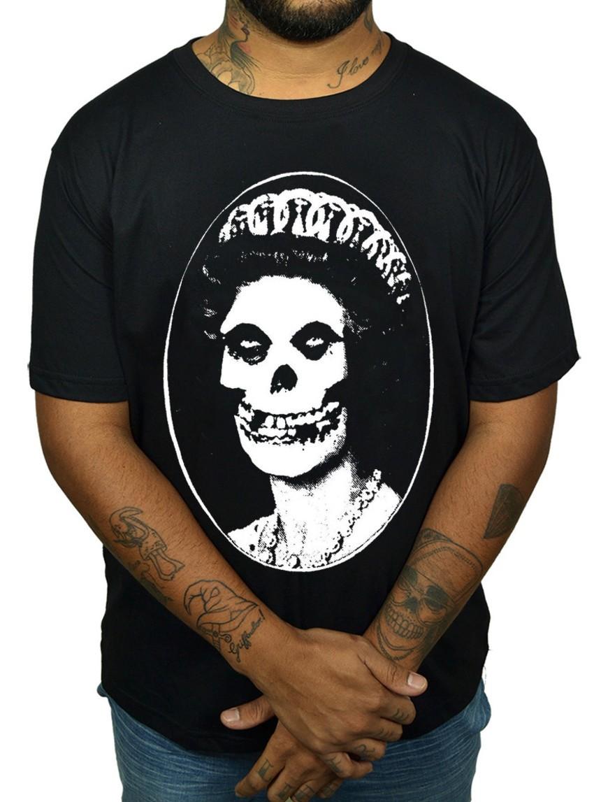 Camiseta Misfits - 075  - HShop