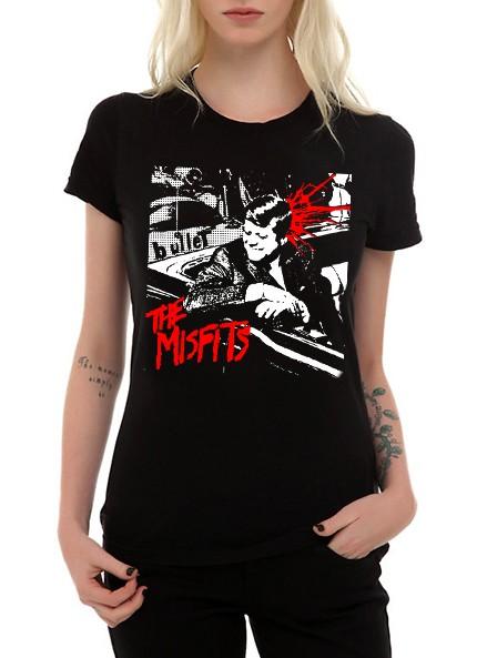 Camiseta Misfits - 289  - HShop