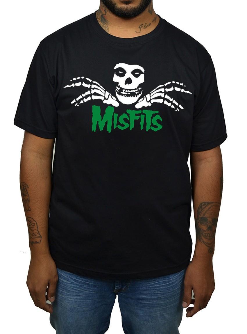 Camiseta Misfits - 293  - HShop
