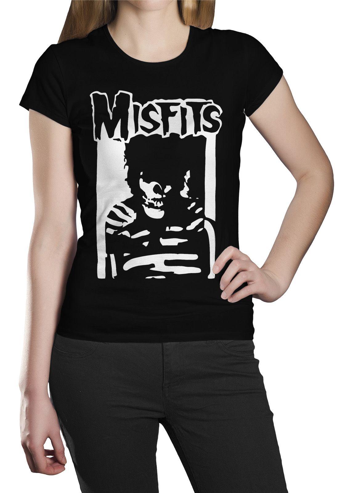 Camiseta Misfits Glen - 017   - HShop