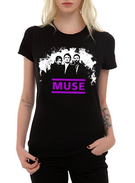 Camiseta Muse  - HShop