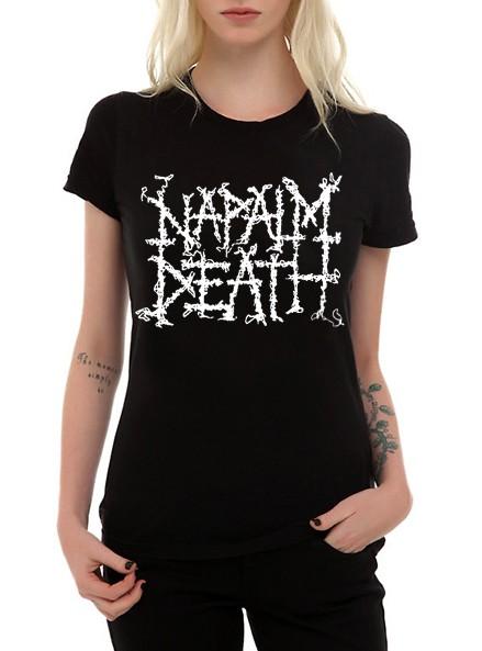 Camiseta Napalm Death  - HShop