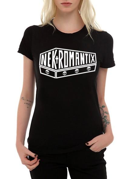 Camiseta Nekromantix  - HShop