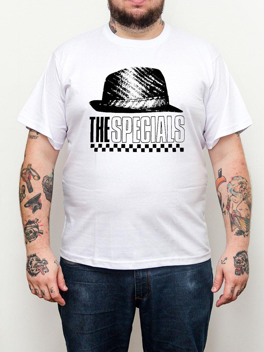 Camiseta Plus Size The Specials - Tamanho XG  - HShop