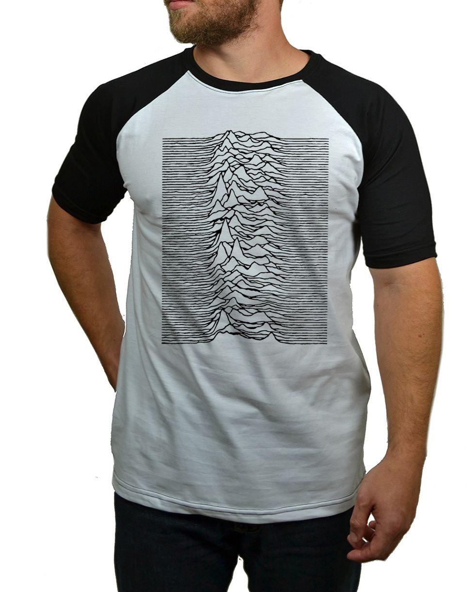 Camiseta Joy Division - Raglan  - HShop